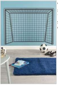 Goal Wall Sticker Wallpaper at Next for £7.50 with free C&C