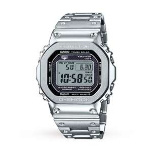 G-Shock Full Metal Limited Edition GMW-B5000D-1ER at Watch Shop for £382.50