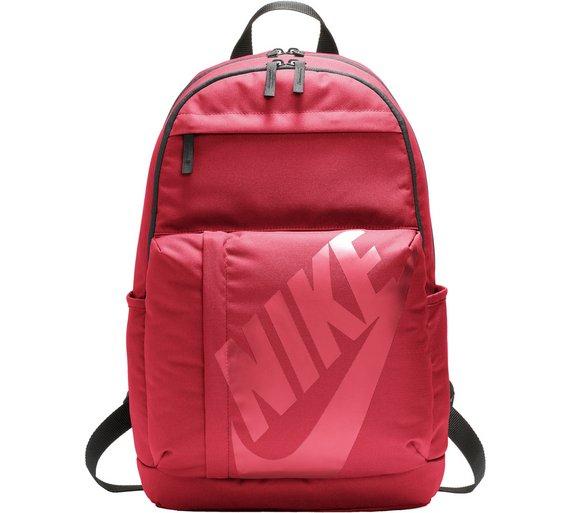 Nike Sportswear Elemental 25L Backpack - Pink, £14.99 at Argos eabf6a0b73