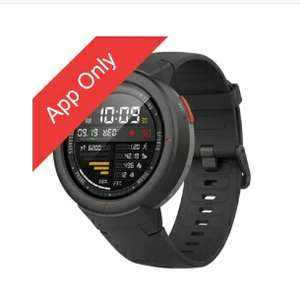 App Only Deal Link Below - Xiaomi Amazfit Verge Carbon Grey (£102 w/Fee Free - £107 Without) @ Gearbest