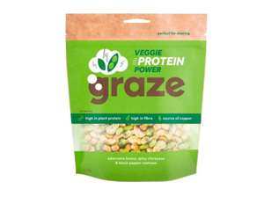 Graze Veggie Protein Power 74p instore @ Boots Ramsgate