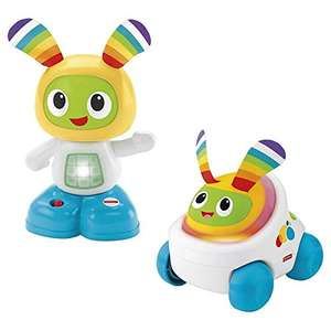 Fisher Price Bright BeatBo and Boogie Includes Bright Beats Juniors & Buggies Sold By SWCL & Fulfilled By Amazon £12 Prime £16.49 Non Prime