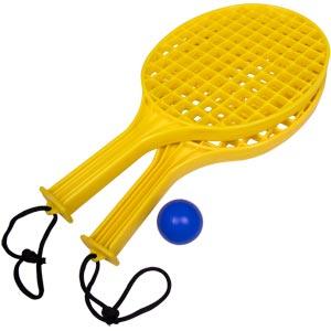 Mini Tennis Plastic Bat Set - £1.80 @ Newitts (£4.99 delivery)