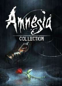 Amnesia Collection (PC) (Steam) £1.77 @ Instant-Gaming