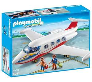 Playmobil 6081 Summer Fun Summer Jet - now £9.99 @ Argos - Free C&C
