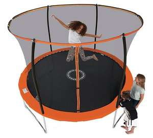 Sportspower 8ft Trampoline with Folding Enclosure - now £75.99 @ Argos