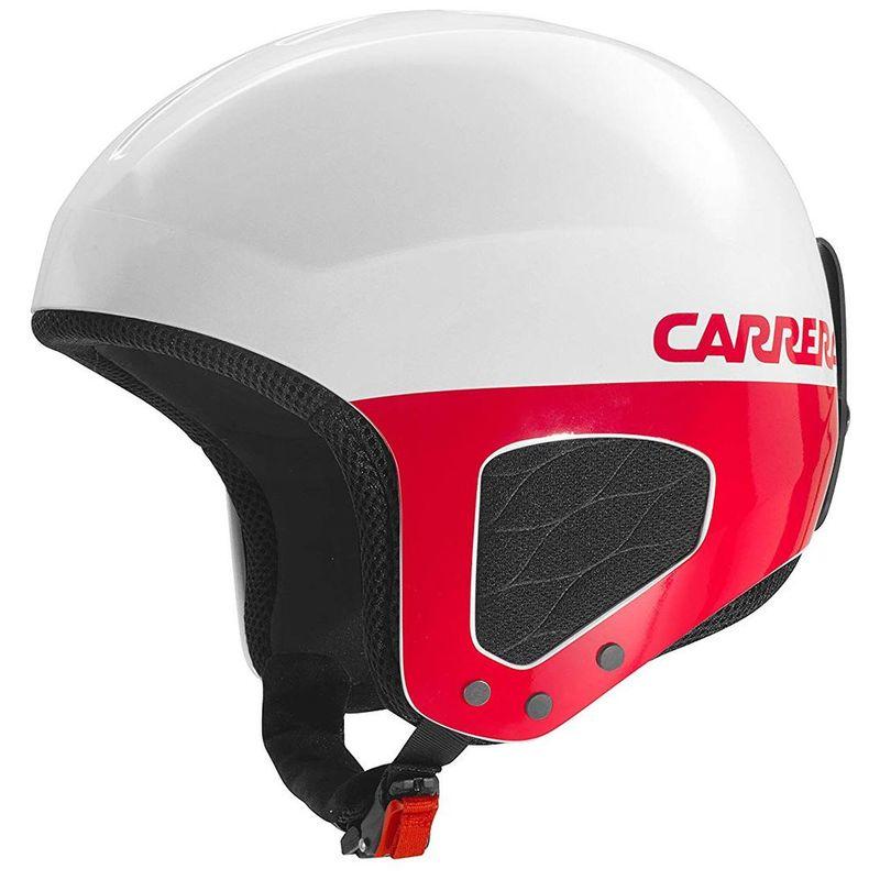 CARRERA Thunder 2.11 Ski/Snowboard Helmet (White/Red) £24.99 (+2.99 postage) sportpursuit.com