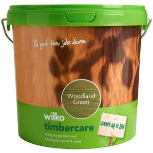 wilko exterior wood paint 5l various colours. Black Bedroom Furniture Sets. Home Design Ideas