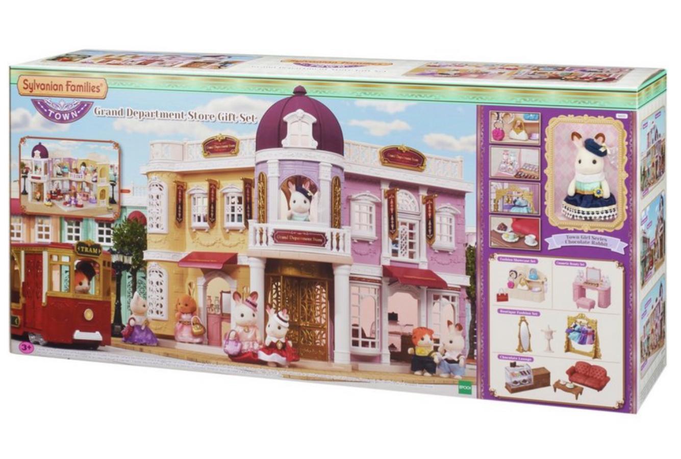 Sylvanian Families Department Store Gift Set @ Argos - £55.99