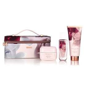 Online only - 1/3rd off three different Ted Baker gift sets between now £13.33 - £17.33 with free next day c&c @ Boots