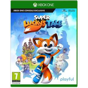 Halo 5: Guardians for Xbox One + Super Luckys Tale for Xbox One - £9 @ AO