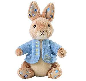 GUND Small Peter Rabbit soft toy for GOSH now £5.59 @ Amazon with Prime / £9.08 non Prime