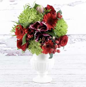 Celebrate Valentine's Day with 50% off an Appleyard Flowers bouquet