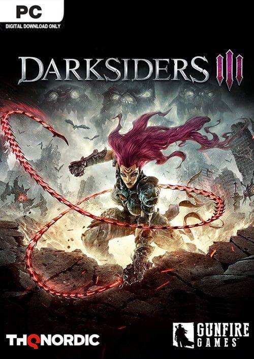 Darksiders 3 PC/Steam £22.99 at CDKeys