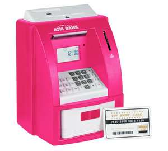 Pretty Pink Cash Machine - now £6.99 @ Argos
