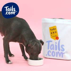 Free Trial - 2 week Supply of Dog Food @ Tails.com (£2 Delivery)