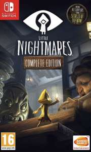 LITTLE NIGHTMARES - COMPLETE EDITION (Nintendo Switch) £20.95 @ The Game Collection