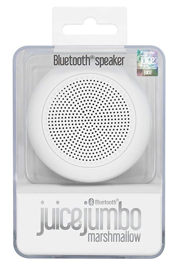Juice Jumbo Marshmallow, Bluetooth Speaker £5 at Sainsbury's