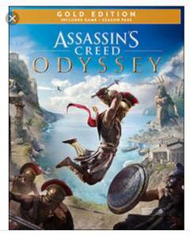 PC Assassins Creed Odyssey GOLD - £41.99 @ Ubisoft Store