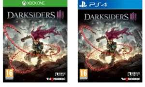Darksiders 3 on PlayStation 4/XboxFor £19.99 Delivered @ Simplygames