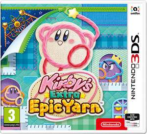 Nintendo 3DS - Kirby's Epic Yarn 3DS - Free demo