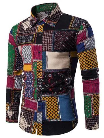 Mens novelty/normal shirts from £14.16 @ dresslily.com
