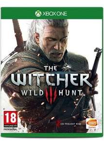 The Witcher 3: Wild Hunt Xbox One £3.92 from Xbox Store Turkey OR Complete Edition £6.30 from Xbox Store Argentina