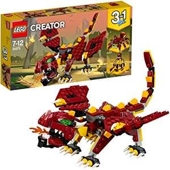 LEGO 31073 Creator Mythical Creatures - £7.98 @ Amazon (+ £4.49 non Prime)