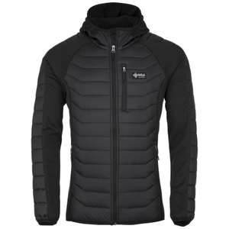 KILPI Mens Adisa Ski Jacket (Black) - £49.99 @ sportpursuit.com