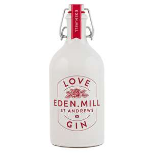 Eden Mill Love Gin 50cl - Great Valentines Gift - £22 @ Sainsbury's