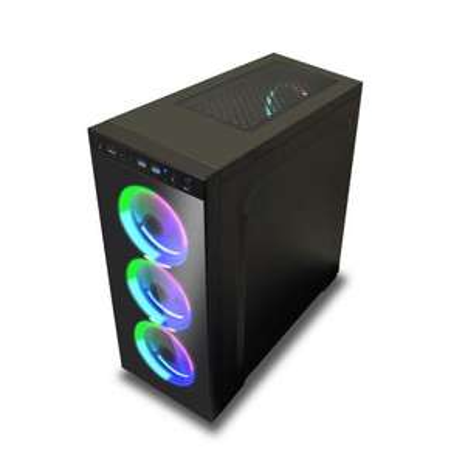 Ryzen 2600X/RX 580 8GB w/ 500GB SSD + 1TB HDD Gaming PC/Desktop for £731.16 delivered @ AWD-IT