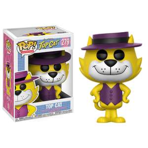 33 - 50% Off Funko's instore / online at The Entertainer now from £5 eg Top Cat now £6.66 (free C+C wys £10)