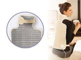 Lidl - Silvercrest Back and Neck Heat Pad - £5 Instore (Bradford)