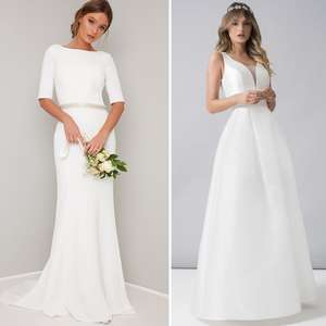 Updated 15/04 - Weddings On A Budget - High Street Wedding Dresses / Bridesmaid Dress Bargains & Bridal Shoes ....(Various Retailers)