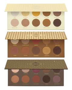 Zoeva Plaisir Box EYESHADOW palette collection (3 x 10 x 1.5g) £32.64 at Cult Beauty