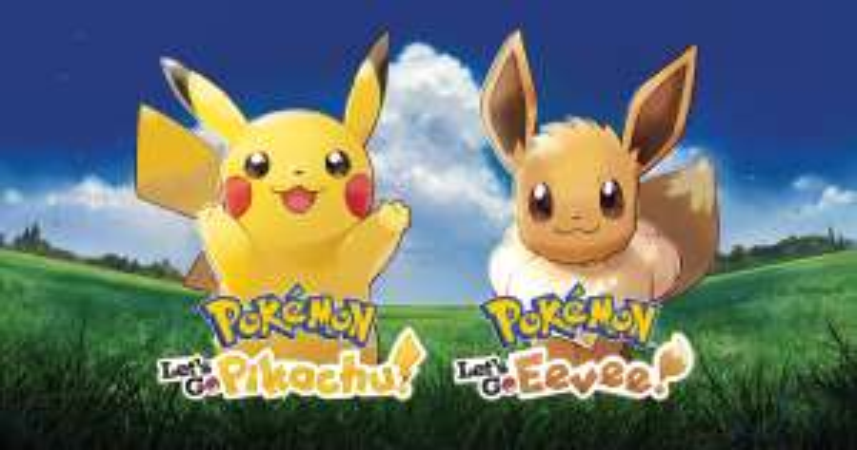 Pokemon Let's Go Pikachu!/Eevee! [Nintendo Switch] Free Demo @ Nintendo e-shop