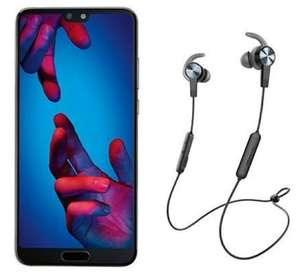 Huawei P20 Smartphone, 128GB All Colours + Free AM61 Headset Black (Worth £30) £360 (£340 With A Fee Free Card) @ Amazon Germany