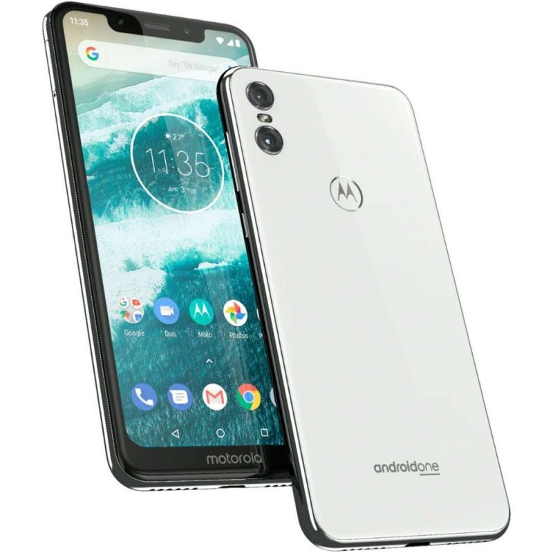 Motorola One XT1941 4GB/64GB Dual Sim - White £169.99 eGlobal Central