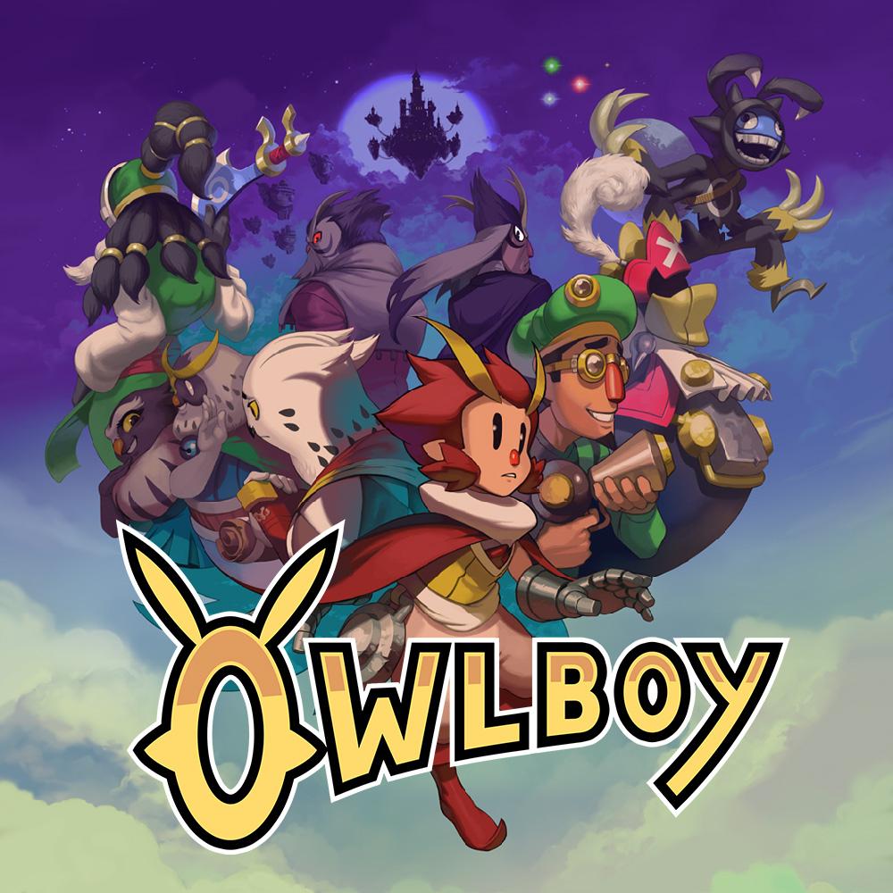 Owlboy Nintendo Switch eshop £11.39 (40% off)