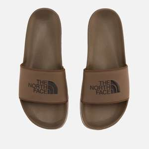 The North Face Men's Base Camp 2 Slide Sandals - Tarmac Green £15.00 + £1.99 Delivery @ The Hut