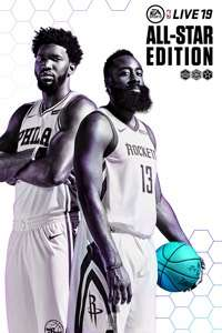 NBA Live 19 All-Star Edition PS4 £5.43 from PlayStation PSN Store US