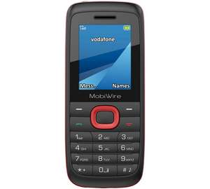 Vodafone Mobiwire Ayasha Mobile Phone 99p + £10 airtime at argos