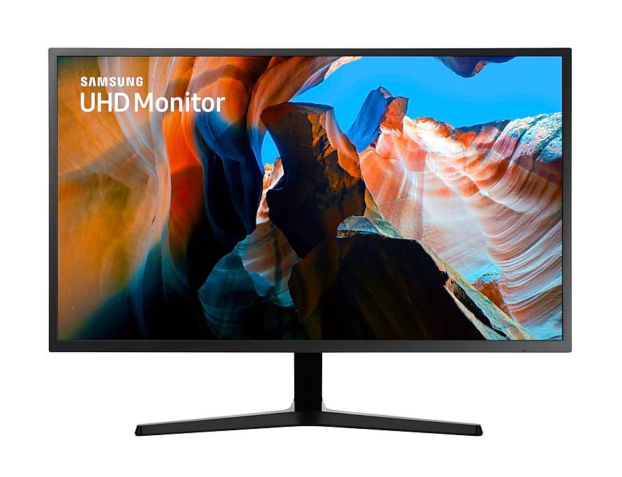 """Samsung 32"""" UJ590 4k UHD QLED Monitor (VA Panel) £331.55 @ Amazon"""