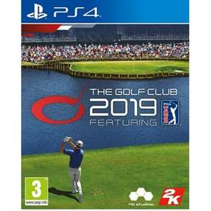 The Golf Club 2019 (PS4) £13.95 @ The Game Collection