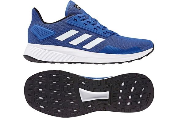 Adidas Mens Duramo 9 in blue  £25 at Sweatshop