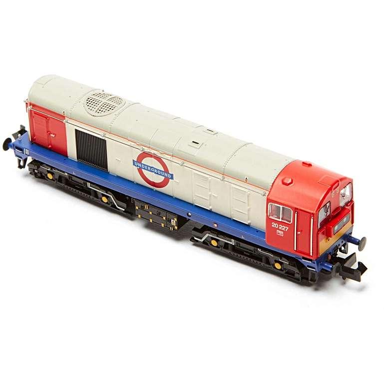 N gauge Graham Farish underground loco £79.99 + £4.99 p&p at  London Transport Museum Shop