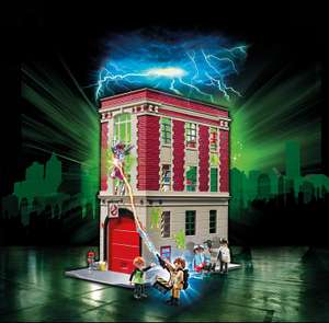 Playmobil 9219 Ghostbusters Fire Headquarters for £29.99 delivered @ Amazon (Prime Member Exclusive)