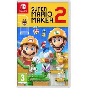 Super Mario Maker 2 (Nintendo Switch) £39.85 Delivered (Preorder) @ Base