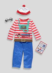 25% off kids dressing up / World Book Day costumes eg Unicorn dress was £12 now £9, Where's Wally was £16 now £12 free c&c @ Matalan