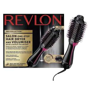 Revlon Pro Collection One-Step Hair Dryer and Volumiser With